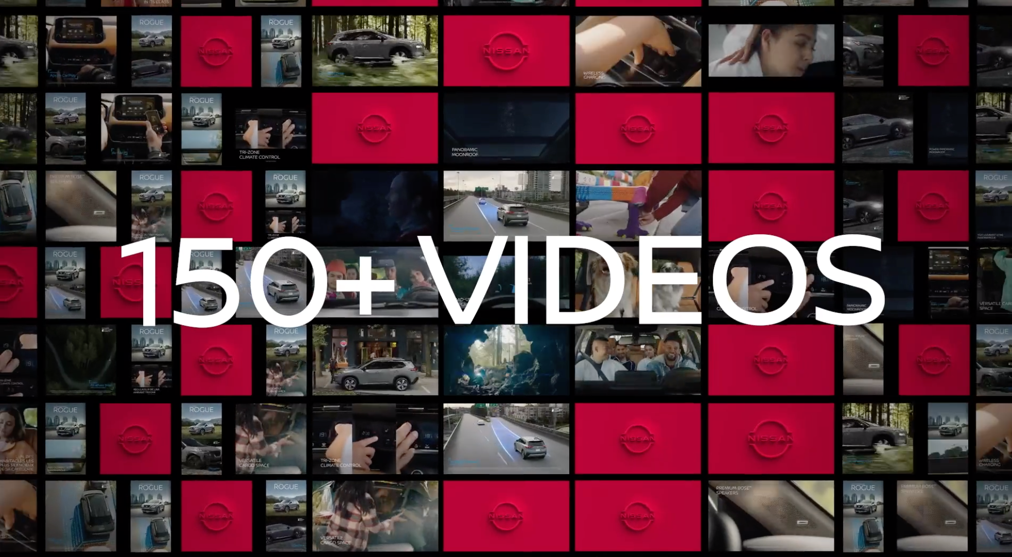 The Message: Nissan Canada and Juniper Park\TBWA Create 156 Videos for Data-driven Campaign
