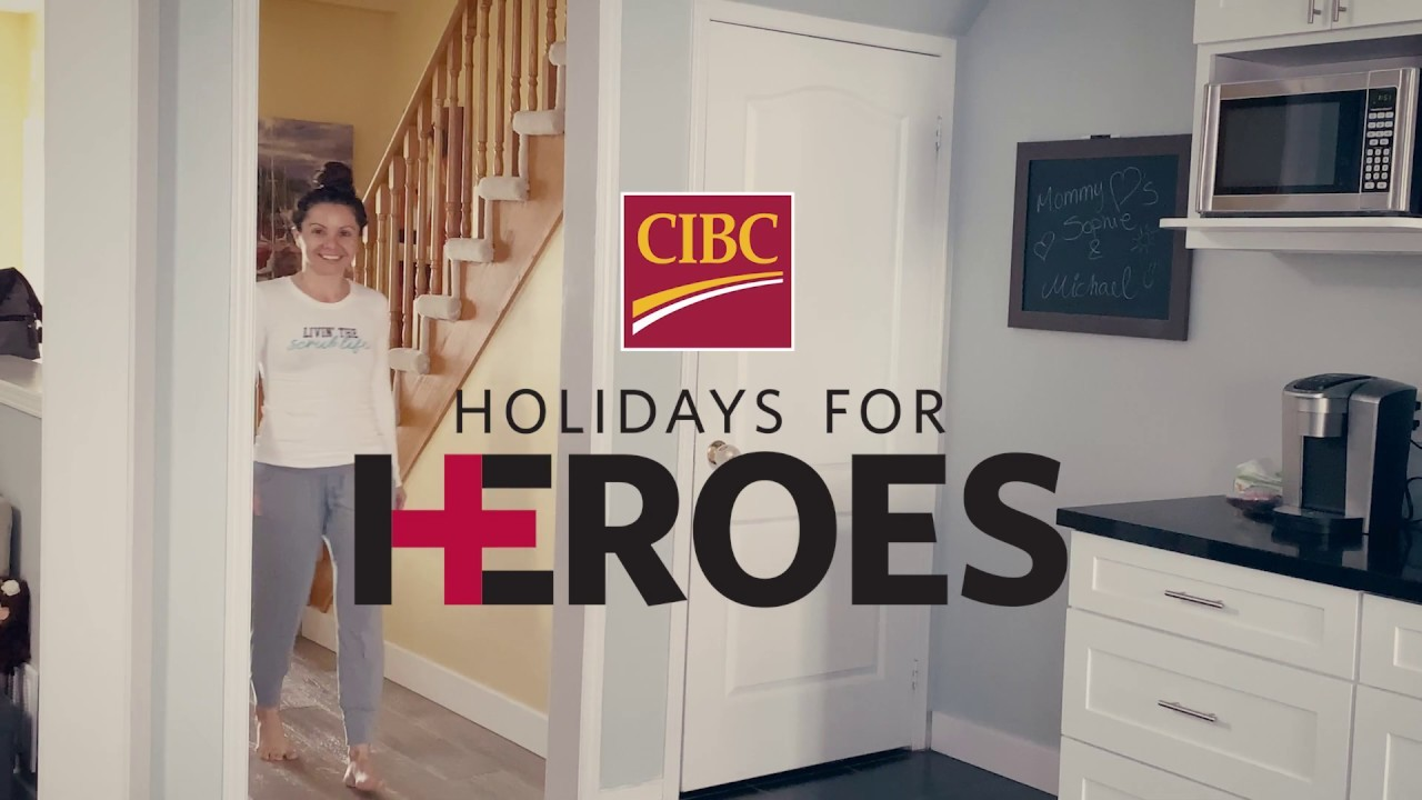 CIBC Uses Aventura to Give Healthcare Workers a Break
