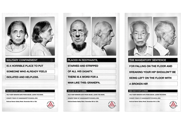 The Message: Old Age is Not a Crime