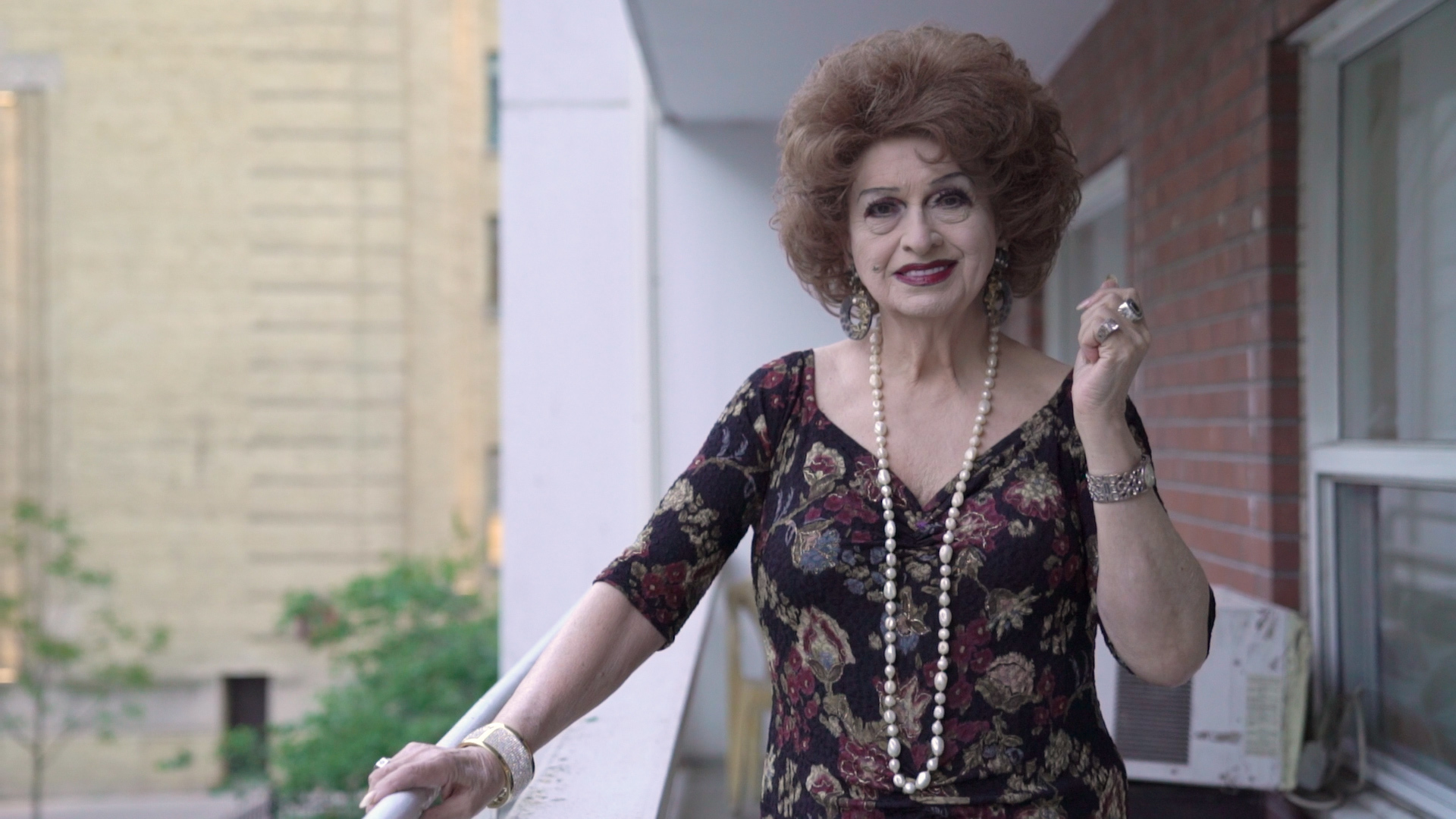 88-year-old Drag Queen, Michelle DuBarry, Dreams of Appearing on Ellen Show