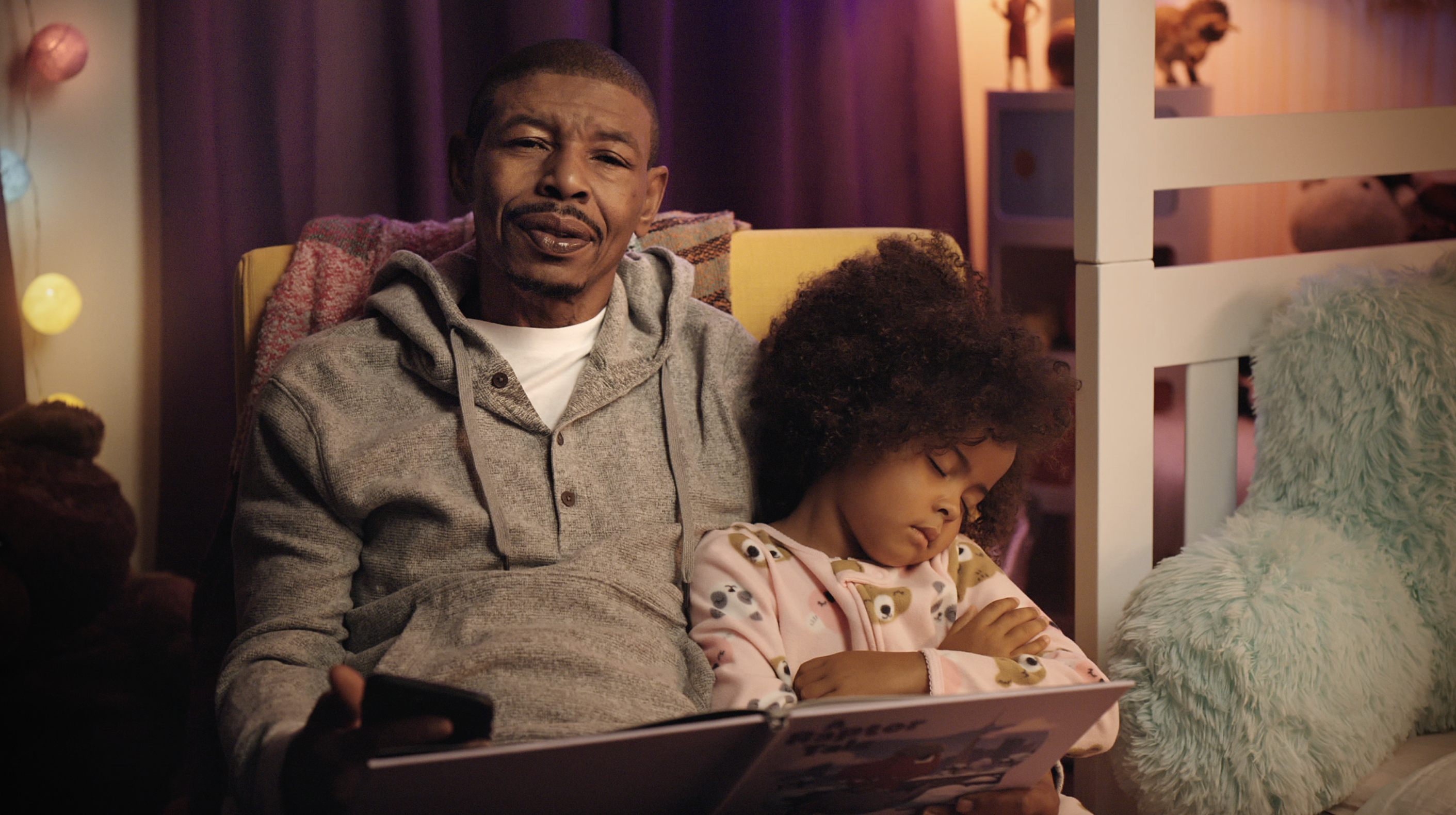 New GoDaddy Campaign Taps Granddaddy Raptor for Storytime