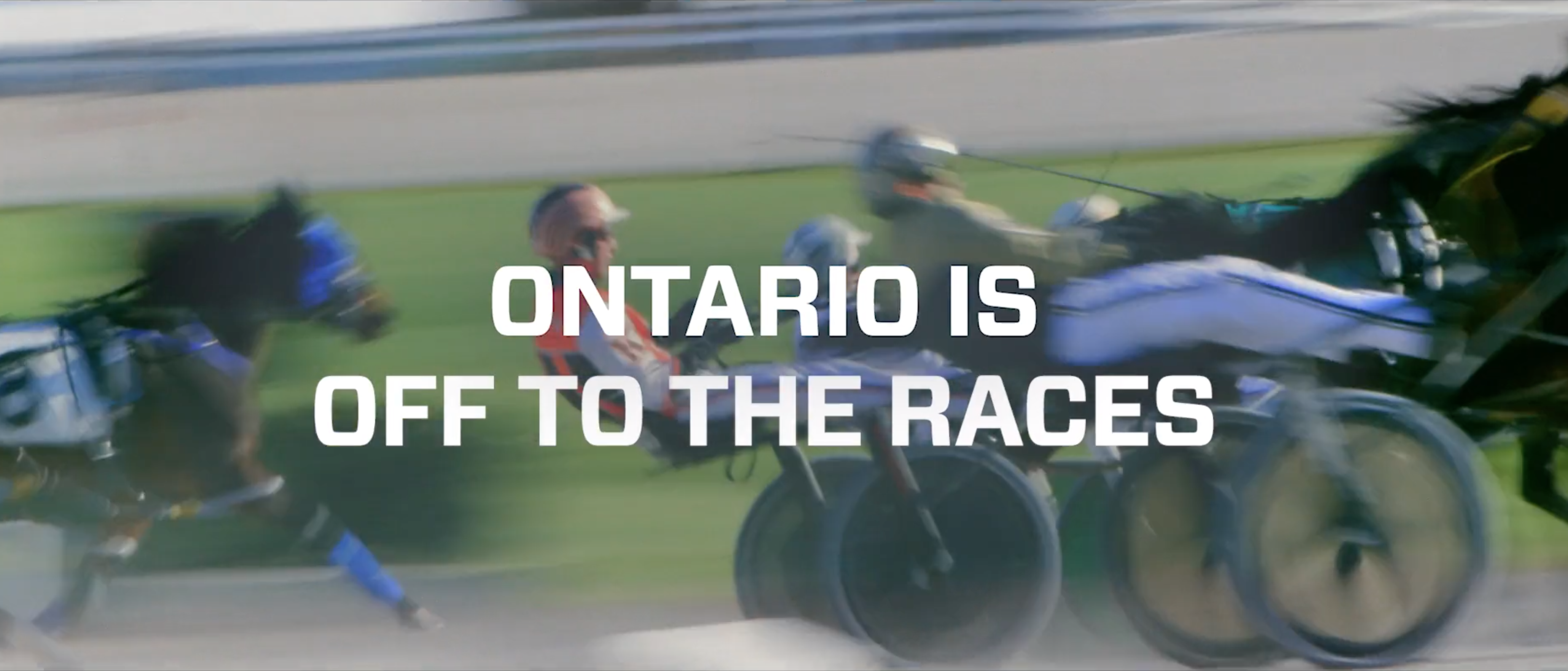 OLG Supports Horse Racing to get Back on Track as the Province Reopens