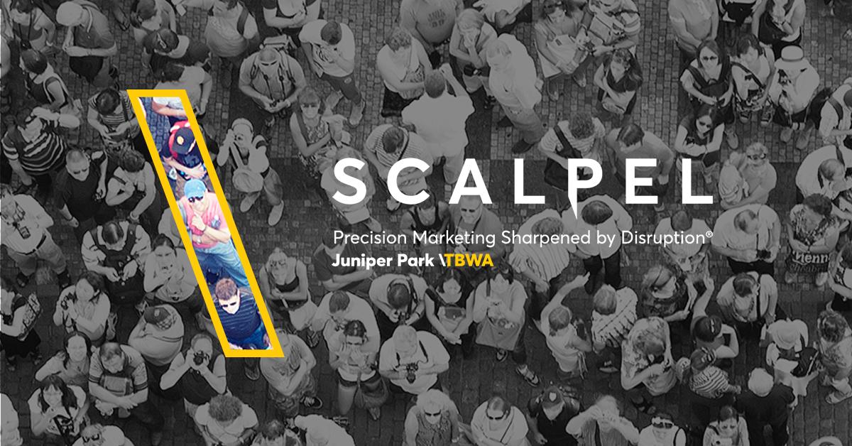 Juniper Park\TBWA Launches Scalpel