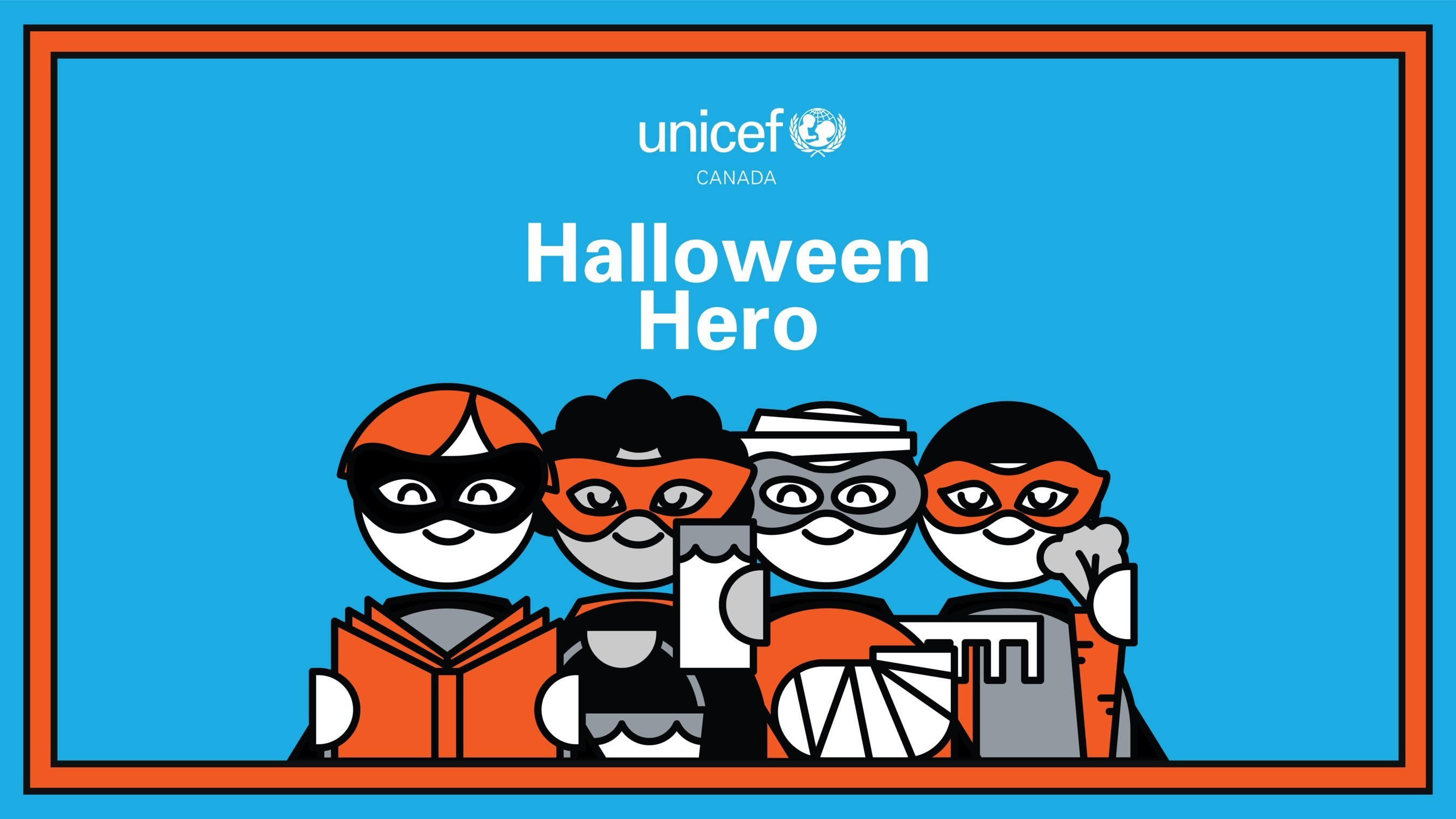 UNICEF is Back for Halloween