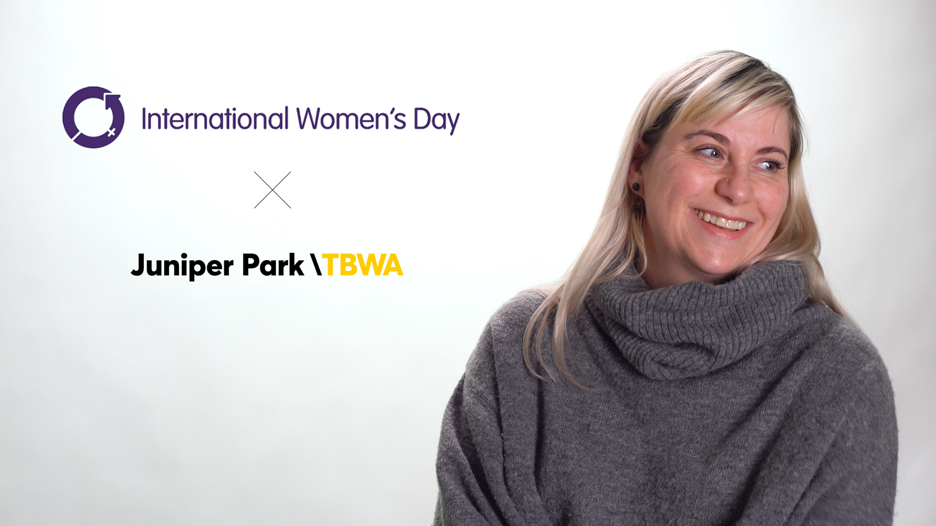 #IWD2019 - A conversation with Jenny Glover