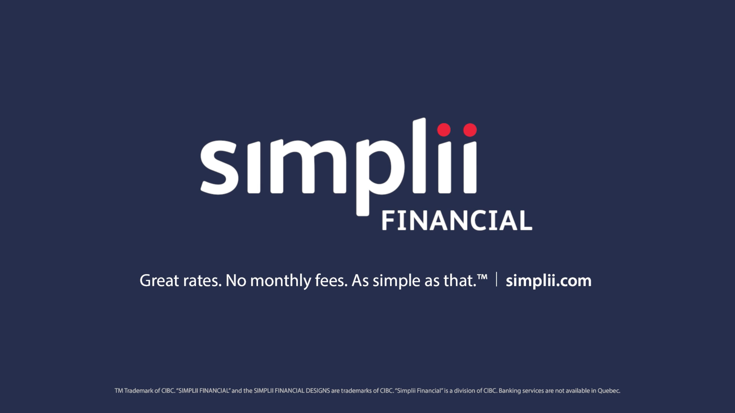Simplii Financial Launches First-ever Campaign