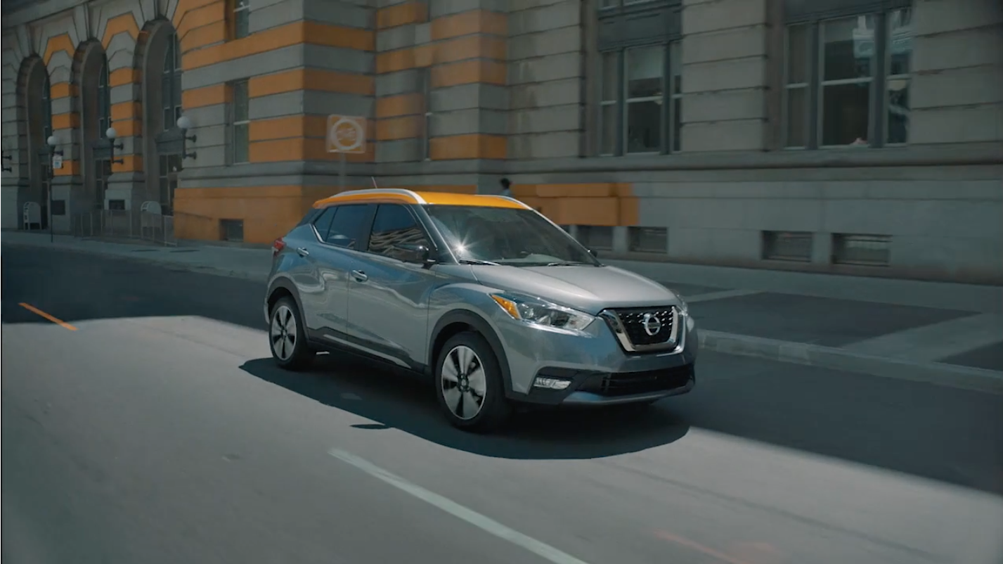 Nissan Kicks with a great Lizzo jam