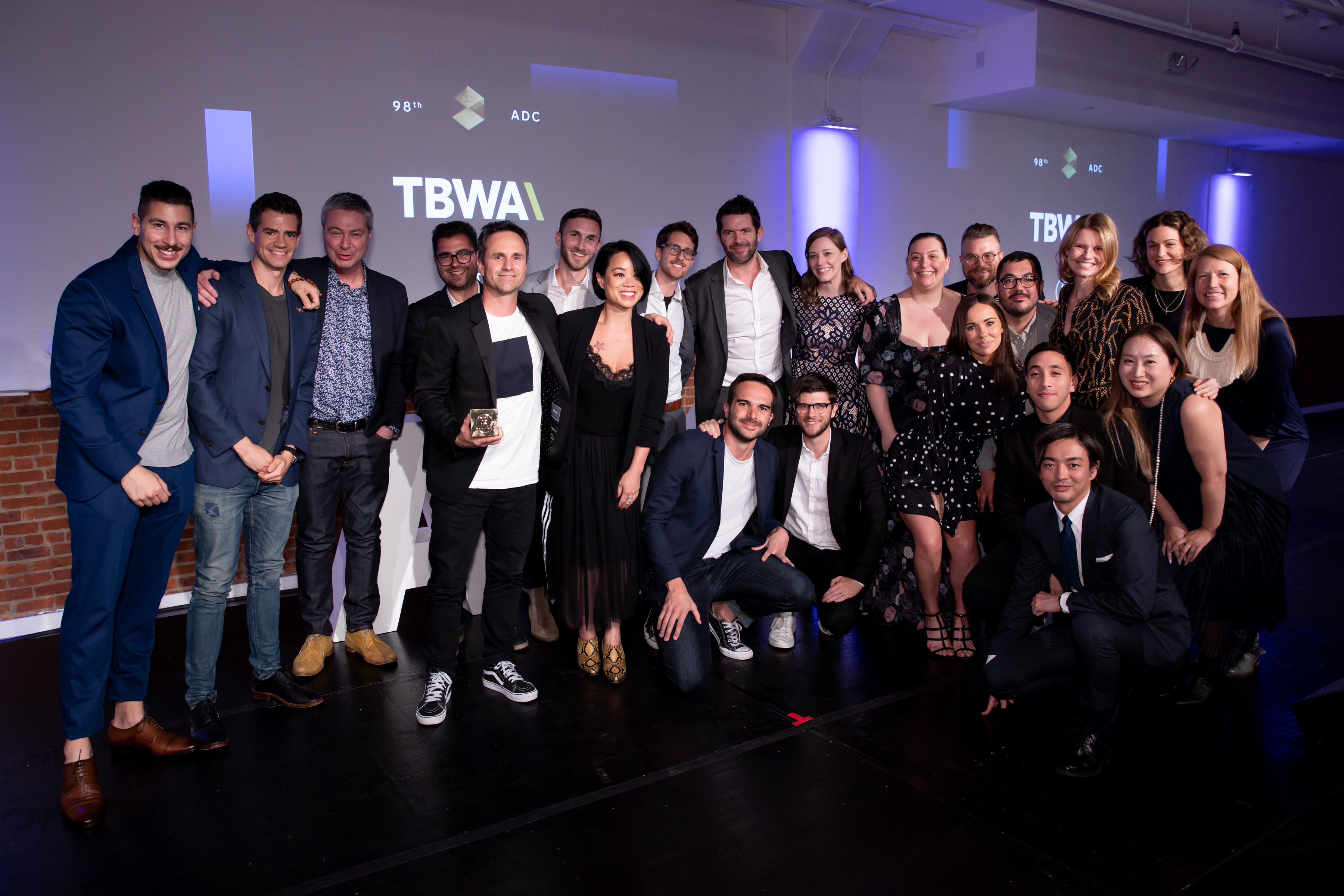 TBWA Named 2019 ADC Awards Network of the Year