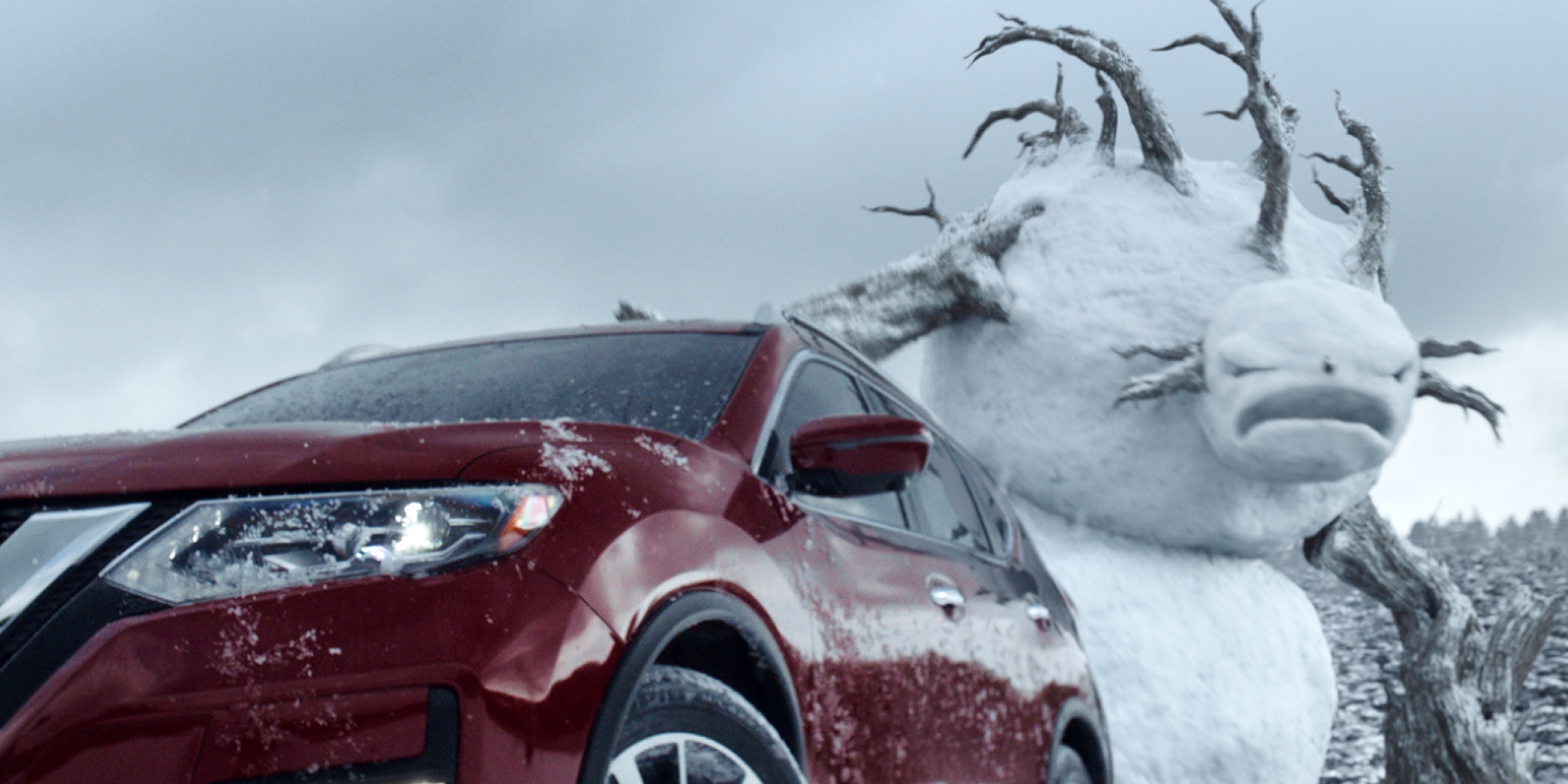 Nissan Canada - Conquer All Conditions
