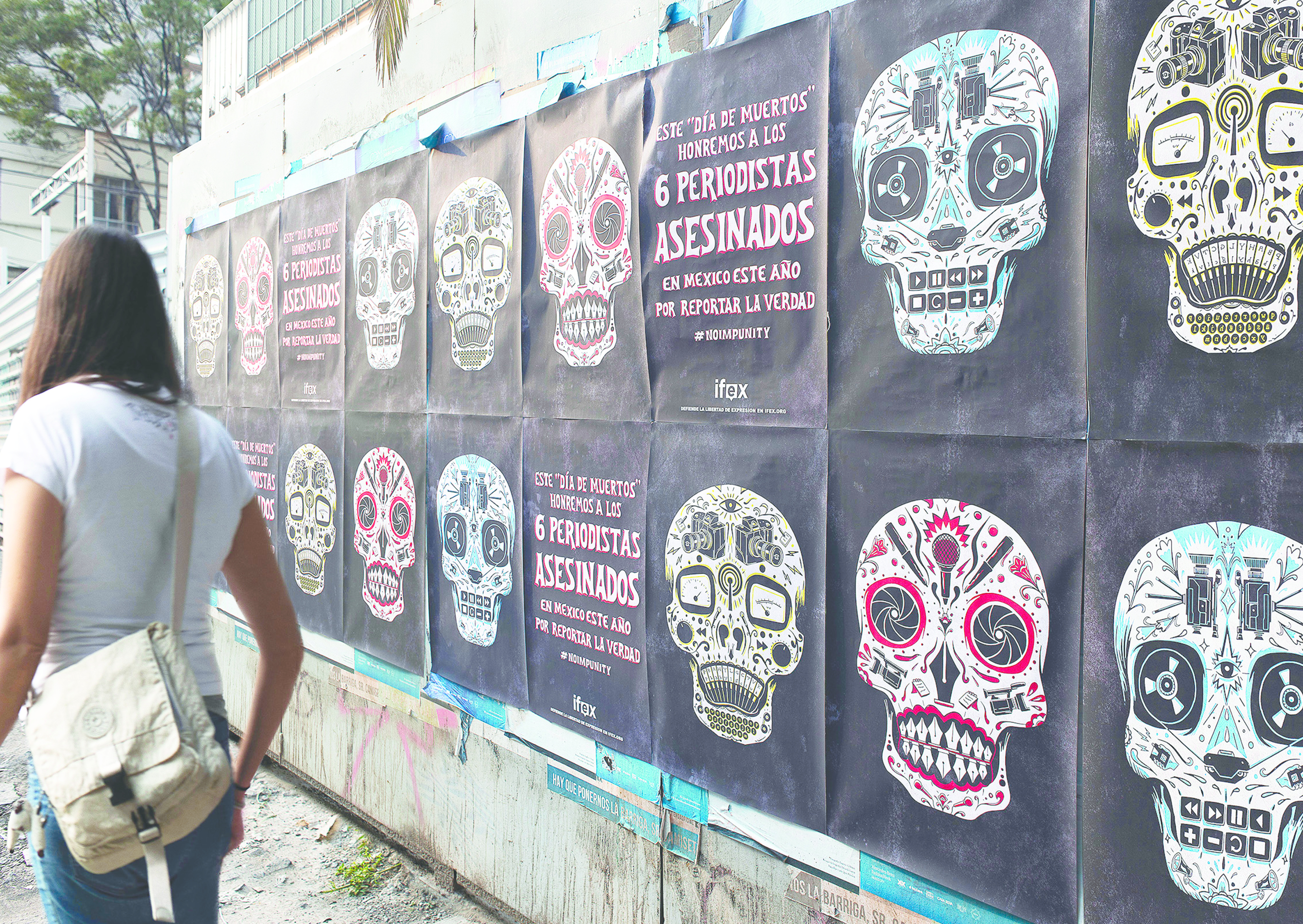 IFEX - Day of the Dead