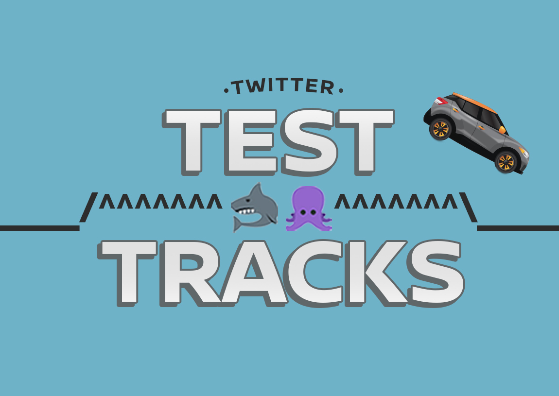 Nissan Twitter Test Tracks